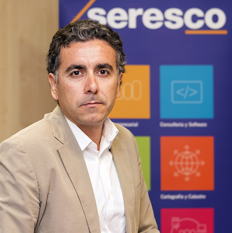 Andrés Riveiro | Director of Seresco's Branch in Galicia