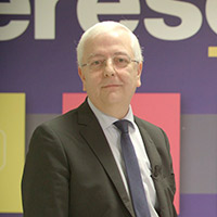 Luis Menéndez | Director of Seresco's Area of Infrastructures, Systems and Services