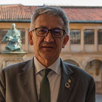 Santiago García Granda | President of the University of Oviedo