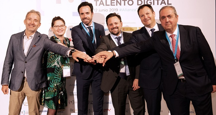 AMETIC creates a Digital Talent Observatory for promoting digital skills in Spain