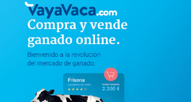 Seresco moves forward with an early launch of VayaVaca, Spain's first virtual livestock market